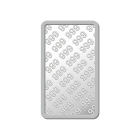 25 GM INVESTMENT SILVER BAR 24K (999)